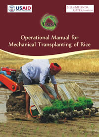 Operational Manual for Mechanical Transplanting of Rice
