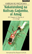 Helpful insects, spiders, and pathogens (Tagalog)