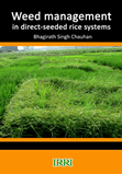 Weed management in direct-seeded rice systems